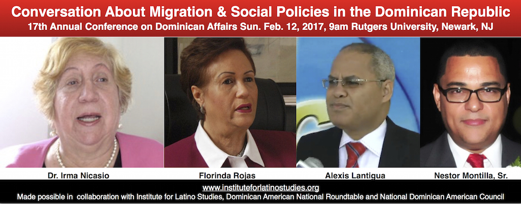 Banner Conversation about Migration policy in DR
